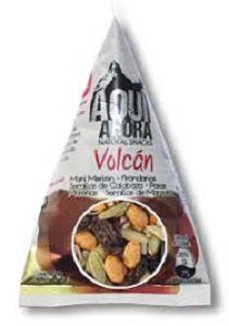NATURAL SNACK VOLCÁN