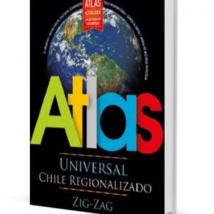 ATLAS UNIVERSAL DE CHILE REGIONALIZADO